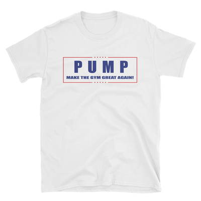 Make the Gym great again T-Shirt,  - Sarx Clothing