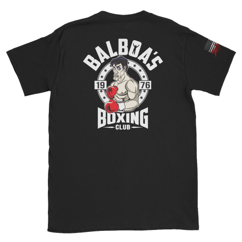 Balboa Boxing Gym,  - Sarx Clothing