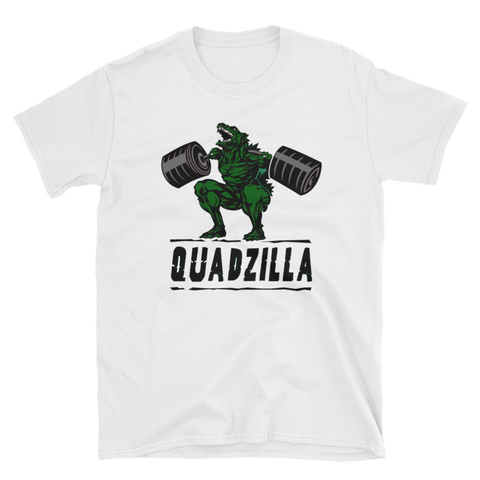 Quadzilla GYM tee,  - Sarx Clothing