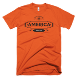 American Star Short sleeve men's t-shirt,  - Sarx Clothing