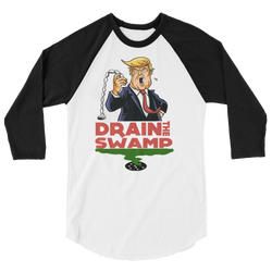 Drain the Swamp Long Sleeve,  - Sarx Clothing