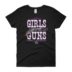 Guns and Country Women,  - Sarx Clothing