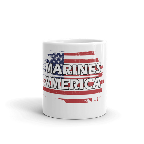 U.S. Marines Mug,  - Sarx Clothing