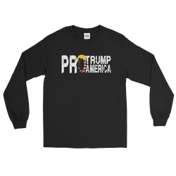 Pro Trump/America Long SLeeve,  - Sarx Clothing
