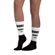 SarX Fitness Black foot socks,  - Sarx Clothing