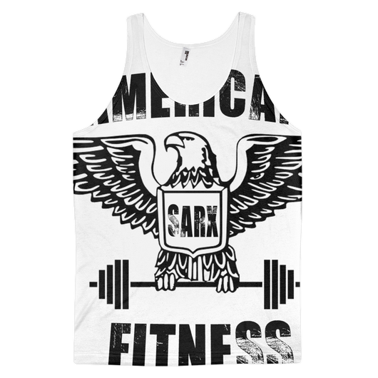 All Over SarX Eagle Classic fit tank top (unisex),  - Sarx Clothing