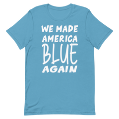 We made American BLUE again