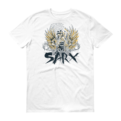 Skull SarX Fitness Short sleeve t-shirt,  - Sarx Clothing