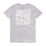 United States Veteran Short sleeve t-shirt,  - Sarx Clothing