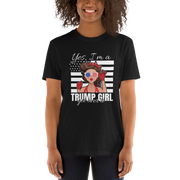 Yes I'm a Trump Girl,  - Sarx Clothing