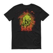 SarX Fitness (Skull)Short sleeve t-shirt,  - Sarx Clothing