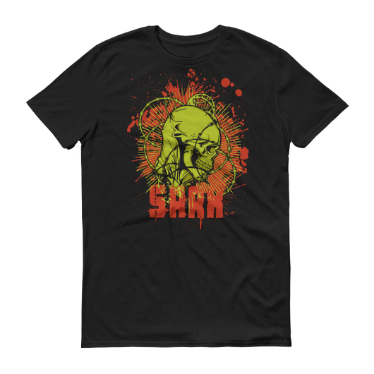 SarX Fitness (Skull)Short sleeve t-shirt - Sarx Clothing
