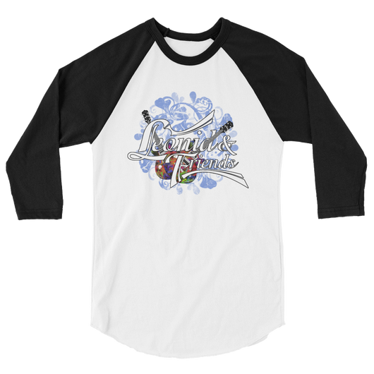 Leonid & Friends Guitar Long sleeve,  - Sarx Clothing
