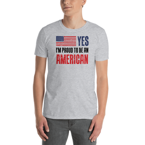Proud American YES,  - Sarx Clothing