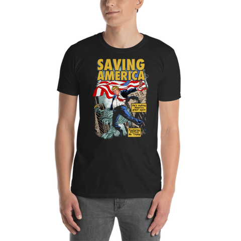 Trump( Saving America),  - Sarx Clothing