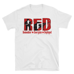 R.E.D (Remember Everyone Deployed),  - Sarx Clothing