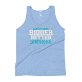 Bigger Better Mens Tank,  - Sarx Clothing