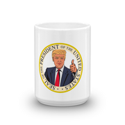 POTUS Trump Mug,  - Sarx Clothing