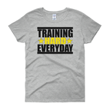 Training Hard Everyday Women's short sleeve t-shirt,  - Sarx Clothing