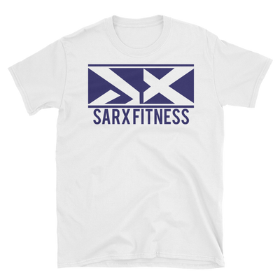 SarX Fitness (LOGO) Unisex T-Shirt - Sarx Clothing