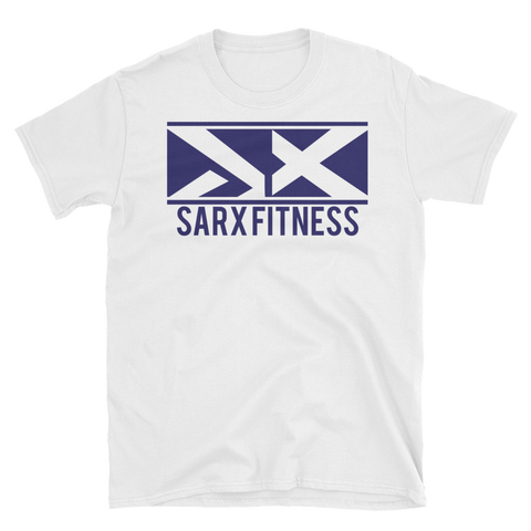 SarX Fitness (LOGO) Unisex T-Shirt,  - Sarx Clothing