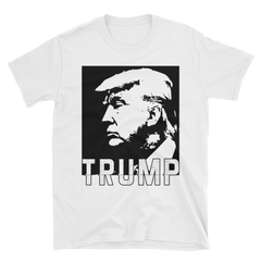 SarX Trump Portrait Unisex T-Shirt,  - Sarx Clothing