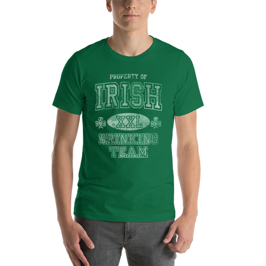 Irish (Drinking Team),  - Sarx Clothing