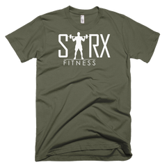 SF Short sleeve men's t-shirt,  - Sarx Clothing