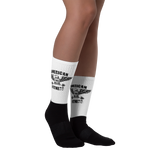 SarX Eagle Black foot socks - Sarx Clothing