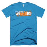 Winners Short sleeve men's t-shirt - Sarx Clothing