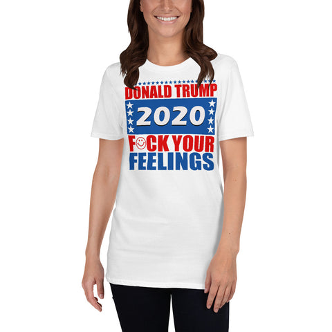 Trump your feelings,  - Sarx Clothing