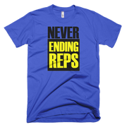 Never Ending Short sleeve men's t-shirt,  - Sarx Clothing