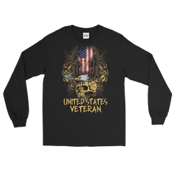 U.S. Veteran Long Sleeve T-Shirt