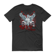 Devil Bird Fitness Short sleeve t-shirt,  - Sarx Clothing
