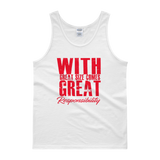 With Great Tank top - Sarx Clothing
