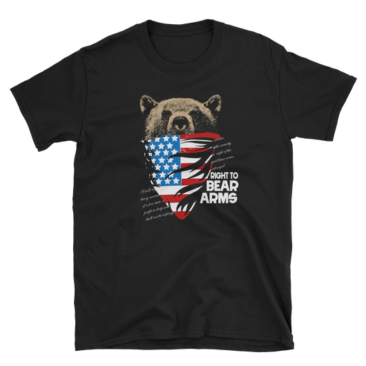 Right to BEAR ARMS!,  - Sarx Clothing