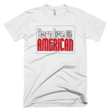 Live American Short sleeve men's t-shirt,  - Sarx Clothing