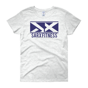 SarX Fitness (LOGO) Women's short sleeve t-shirt,  - Sarx Clothing