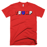RWB Trump Short sleeve men's t-shirt,  - Sarx Clothing