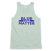 Blue Lives Classic tank top (unisex),  - Sarx Clothing