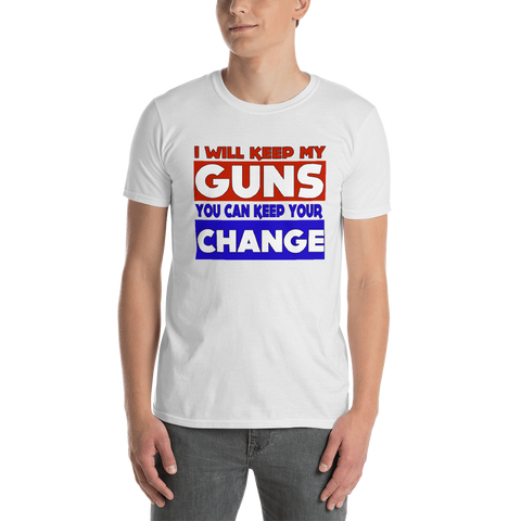 Guns over Change,  - Sarx Clothing