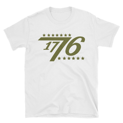 1776 American T-Shirt,  - Sarx Clothing