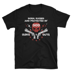 God, Guns and Guts,  - Sarx Clothing