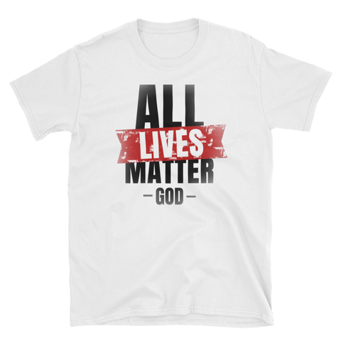 All Lives matter (GOD),  - Sarx Clothing