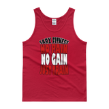 No Pain Tank top (Fine Jersey),  - Sarx Clothing