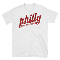 SarX Philly Born & Raised T-Shirt - Sarx Clothing