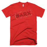 SarX Stamp Short sleeve men's t-shirt,  - Sarx Clothing