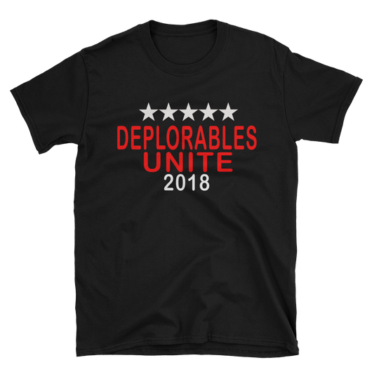 Deplorables Unite 2018,  - Sarx Clothing