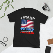 Stand With TRUMP,  - Sarx Clothing