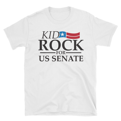 Kid rock for senate,  - Sarx Clothing